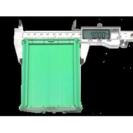 Открытый корпус Sanhe 23-59 для монтажа печатной платы на DIN-рейку фото #2