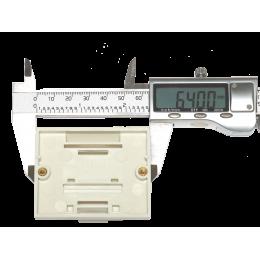 Открытый корпус Sanhe 23-60 для монтажа печатной платы на DIN-рейку фото #3