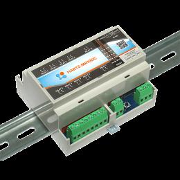 Релейный модуль на 10 каналов HARTZ-MR10DC