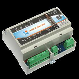 Релейный модуль на 10 каналов HARTZ-MR10DC фото #4