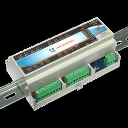 Релейный модуль на 16 каналов HARTZ-MR16DC