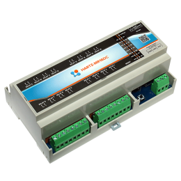 Релейный модуль на 16 каналов HARTZ-MR16DC фото #4
