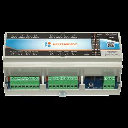 Релейный модуль на 16 каналов HARTZ-MR16DC фото #8