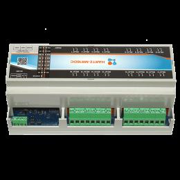 Релейный модуль на 16 каналов HARTZ-MR16DC фото #9