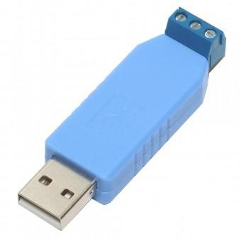 Конвертер интерфейса USB в RS485 HARTZ-RS1 T фото #1