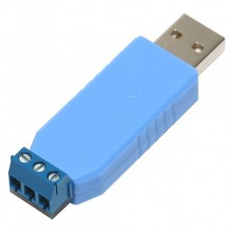 Преобразователь данных интерфейса USB в RS485 HARTZ-RS1 TP фото #1