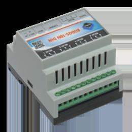 Ethernet реле на DIN рейку на 4 релейных канала RODOS-10N DIN фото #7