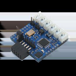 Сторожевой таймер USB WatchDog с функцией контроля температуры и влажности RODOS-11 фото #3