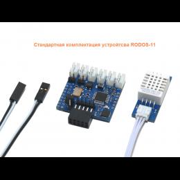 Сторожевой таймер USB WatchDog с функцией контроля температуры и влажности RODOS-11 фото #2