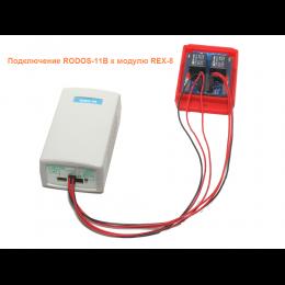 USB WatchDog с контролем температуры и влажности + реле RODOS-11B фото #3