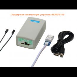 USB WatchDog с контролем температуры и влажности + реле RODOS-11B фото #2