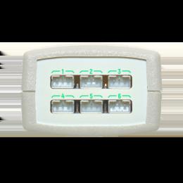 USB WatchDog с контролем температуры и влажности + реле RODOS-11B фото #11