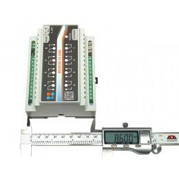 Ethernet реле на DIN рейку на 8 релейных каналов RODOS-12 DIN фото #6