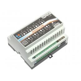 Ethernet реле на DIN рейку на 8 релейных каналов RODOS-12 DIN фото #12