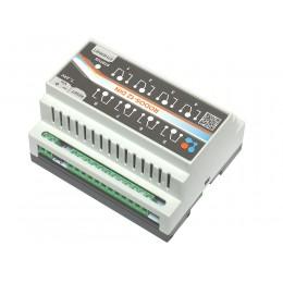 Ethernet реле на DIN рейку на 8 релейных каналов RODOS-12 DIN фото #11