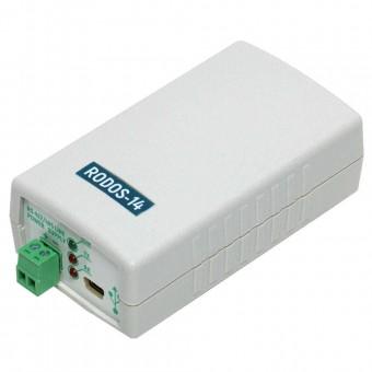 Изолированный преобразователь интерфейсов USB-RS422/RS485 RODOS-14  фото #1