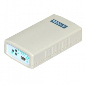 Изолированный преобразователь интерфейсов USB-RS485/RS422 RODOS-14N фото #1