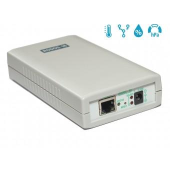 RODOS-16 (Интернет термометр+барометр+гигрометр+реле 2 канала)