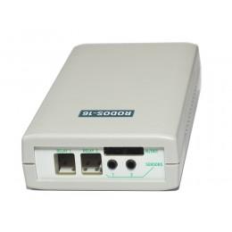 Интернет термостат/гигростат c 2-мя релейными каналами и логическими входами/выходами RODOS-16   фото #10