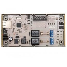 Интернет термостат/гигростат c 2-мя релейными каналами и логическими входами/выходами RODOS-16   фото #5