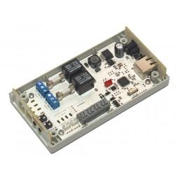 Интернет термостат/гигростат c 2-мя релейными каналами и логическими входами/выходами RODOS-16   фото #9