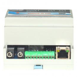 Интернет термостат/гигростат c 2-мя релейными каналами и логическими входами/выходами RODOS-16 DIN фото #5