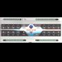 Ethernet реле на DIN рейку на 16 релейных канала RODOS-18 DIN