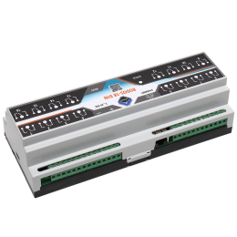 Ethernet реле на DIN рейку на 16 релейных канала RODOS-18 DIN фото #6