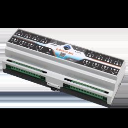 Ethernet реле на DIN рейку на 16 релейных канала RODOS-18 DIN фото #7