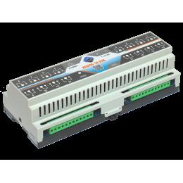 Ethernet реле на DIN рейку на 16 релейных канала RODOS-18 DIN фото #9