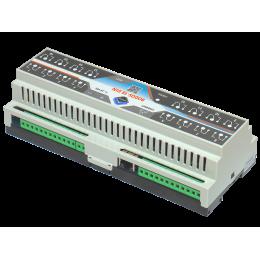 Ethernet реле на DIN рейку на 16 релейных канала RODOS-18 DIN фото #12