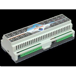 Ethernet реле на DIN рейку на 16 релейных канала RODOS-18 DIN фото #11