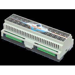 Ethernet реле на DIN рейку на 16 релейных канала RODOS-18 DIN фото #10