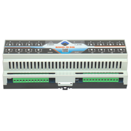 Ethernet реле на DIN рейку на 16 релейных канала RODOS-18 DIN фото #8