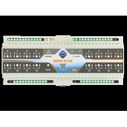 Ethernet реле на DIN рейку на 16 релейных канала RODOS-18 DIN фото #15
