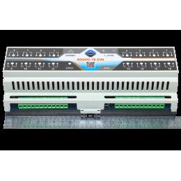 Ethernet реле на DIN рейку на 16 релейных канала RODOS-18 DIN фото #13
