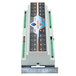 Ethernet реле на DIN рейку на 16 релейных канала RODOS-18 DIN фото #14