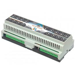 Ethernet реле на DIN рейку на 16 релейных каналов RODOS-18 DIN фото #12