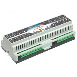 Ethernet реле на DIN рейку на 16 релейных каналов RODOS-18 DIN фото #11