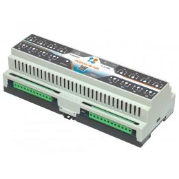 Ethernet реле на DIN рейку на 16 релейных каналов RODOS-18 DIN фото #10