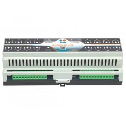 Ethernet реле на DIN рейку на 16 релейных каналов RODOS-18 DIN фото #8