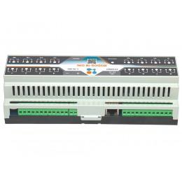 Ethernet реле на DIN рейку на 16 релейных каналов RODOS-18 DIN фото #7