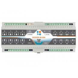 Ethernet реле на DIN рейку на 16 релейных каналов RODOS-18 DIN фото #15