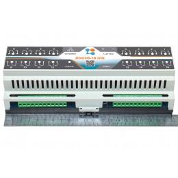 Ethernet реле на DIN рейку на 16 релейных каналов RODOS-18 DIN фото #9