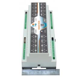 Ethernet реле на DIN рейку на 16 релейных каналов RODOS-18 DIN фото #14