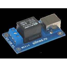 USB реле RODOS-3 c разъемом USB B фото #3