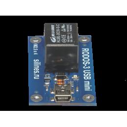 USB реле RODOS-3 c разъемом mini USB фото #5