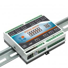 USB реле на 10 релейных каналов RODOS-4R10 N фото #4
