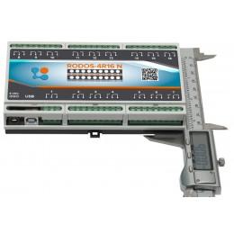 USB реле на 16 релейных каналов RODOS-4R16 N фото #4