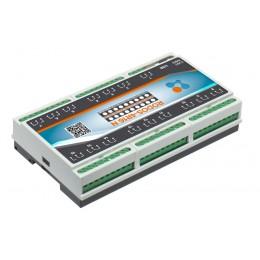 USB реле на 16 релейных каналов RODOS-4R16 N фото #6
